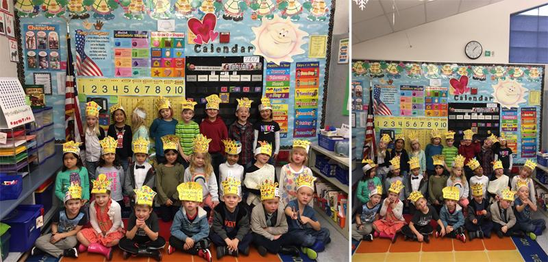 100th Day of Kindergarten