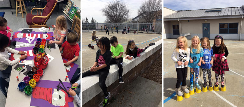 Random March School Pictures