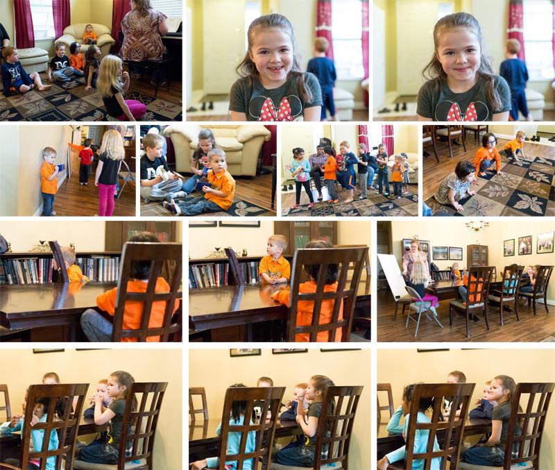 Abby's Music Demonstration