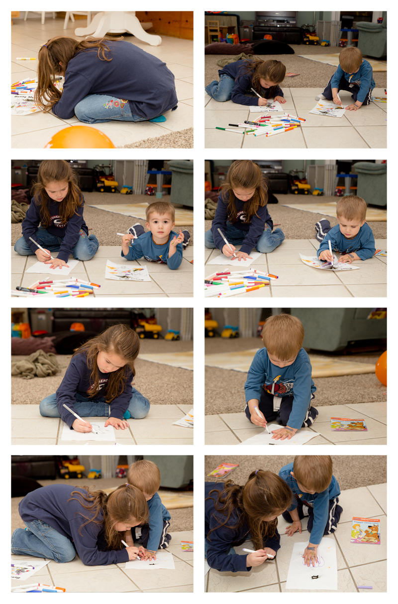 Coloring Together
