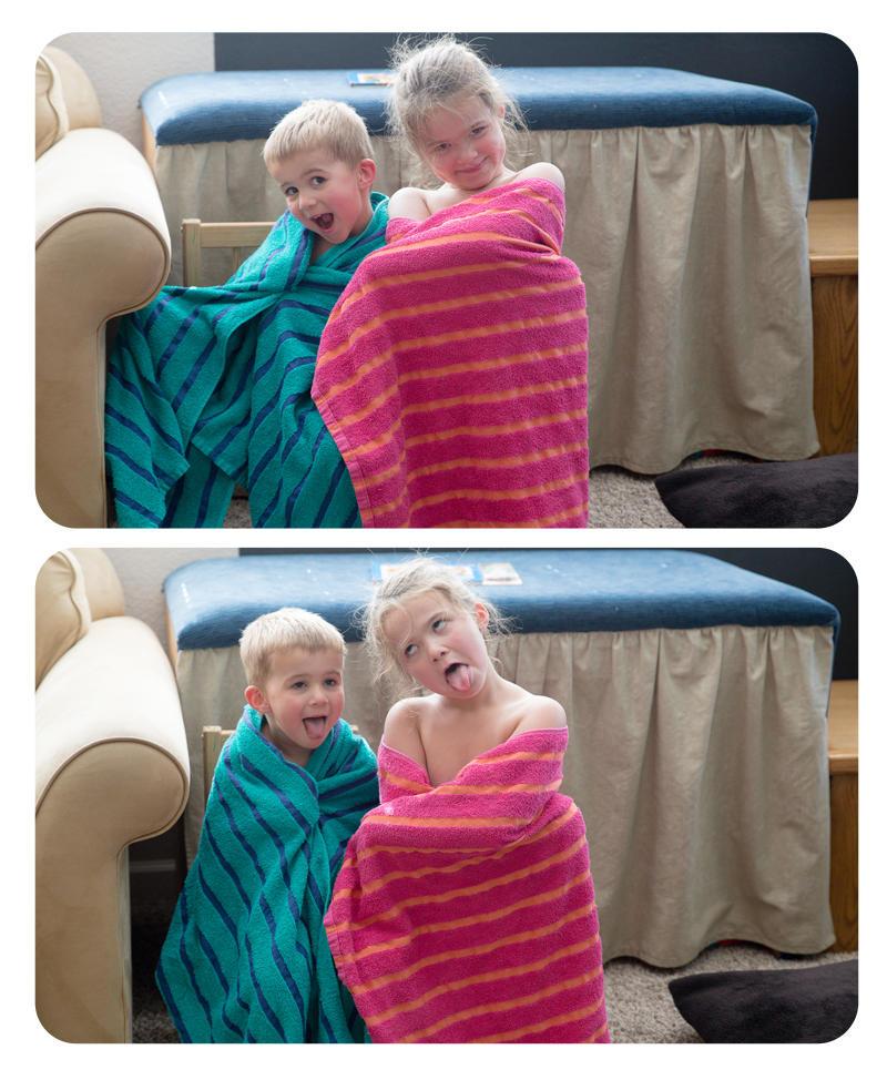 Towel Dress Kids