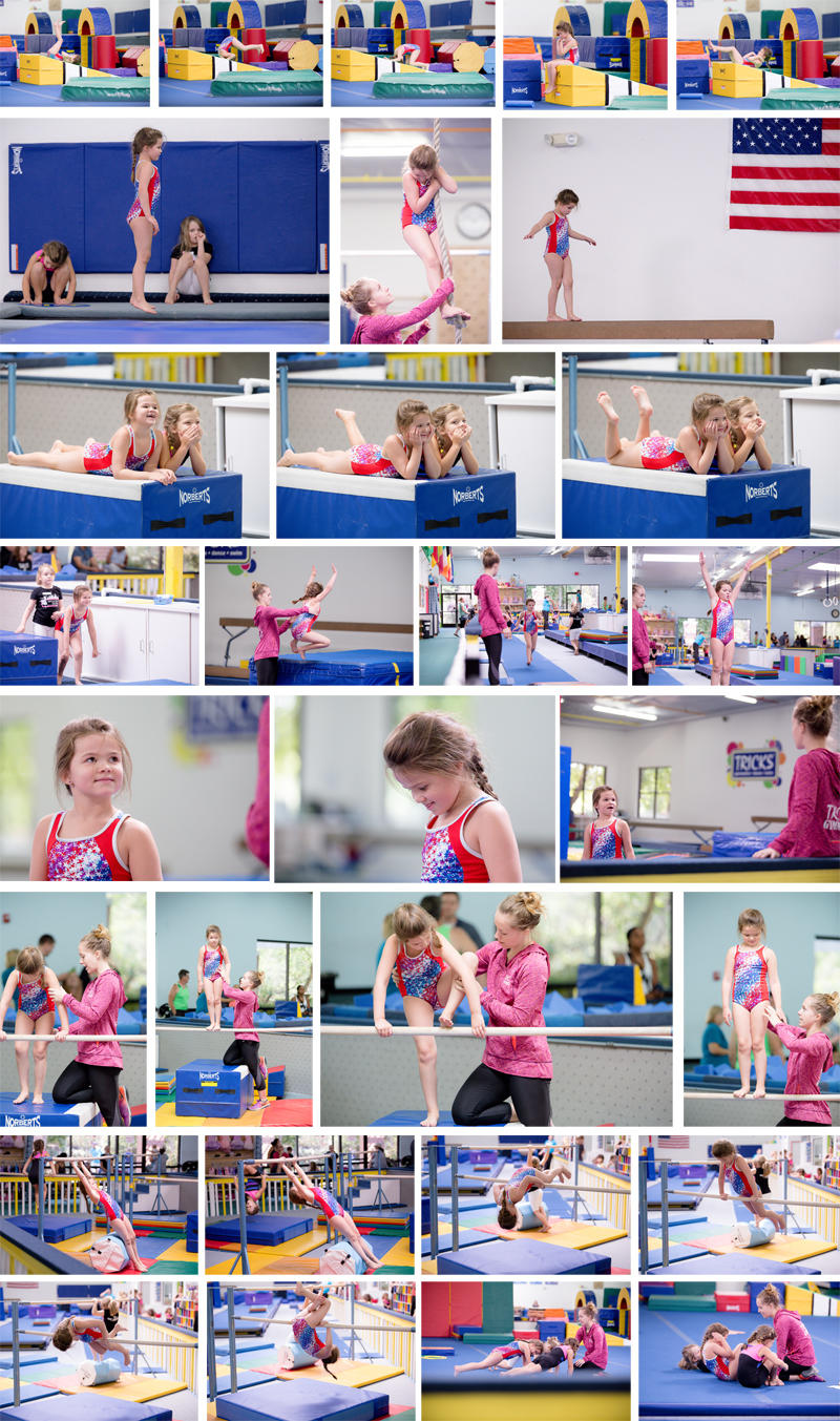 Abby Gymnastics
