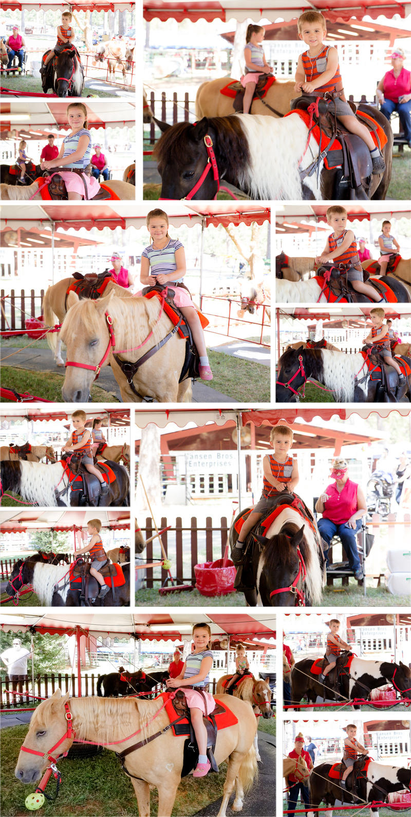 Fair Pony Ride