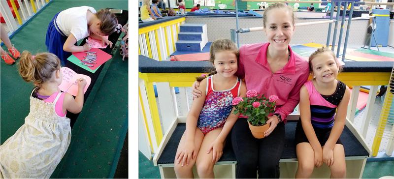 Final Gymnastics Class with Coach Kayla