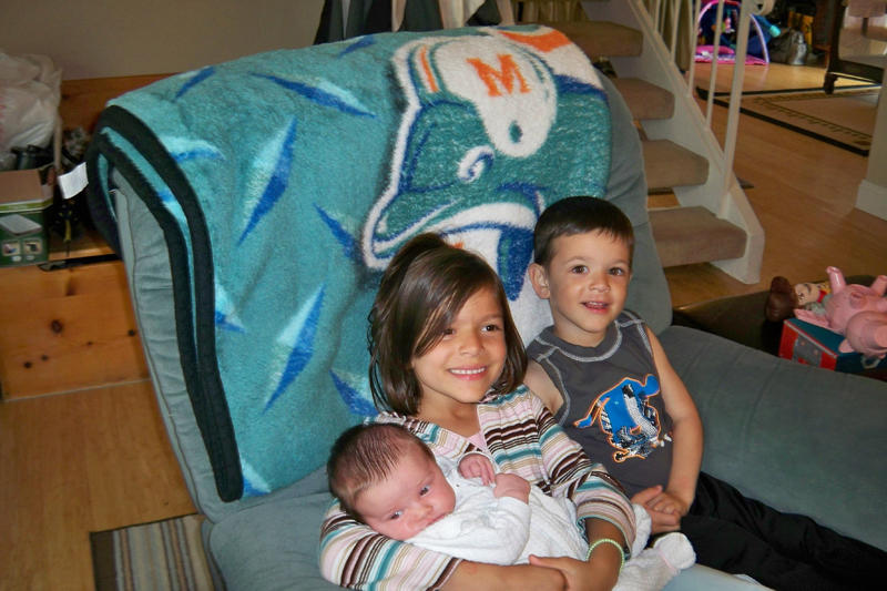 Abigail Melody and Brady