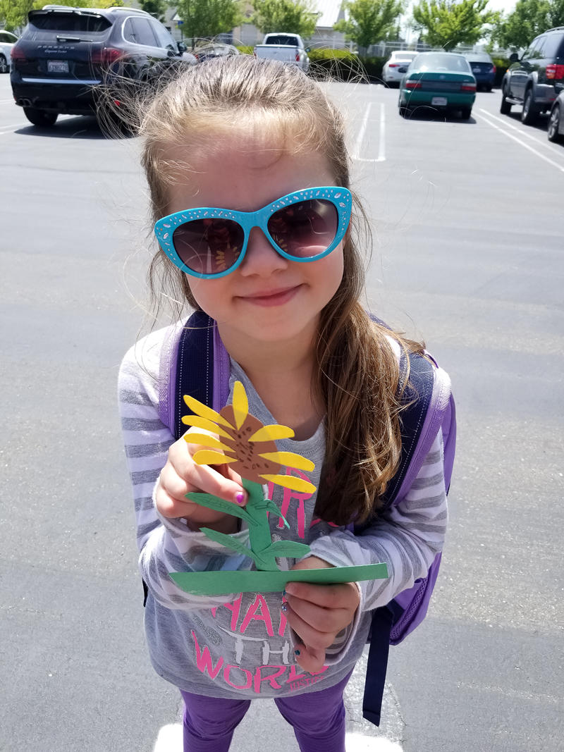 Abby's Sunflower
