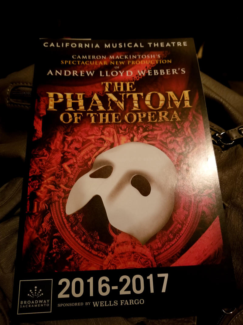 Phantom With Mom!