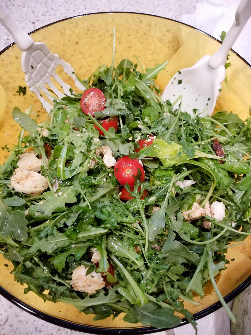 Wildtree Arugula Salad