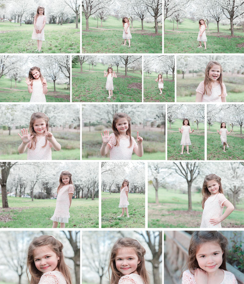 Abby 6 Year - Cherry Orchard 2