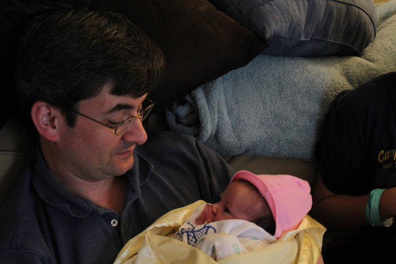 Abigail and Uncle Scott