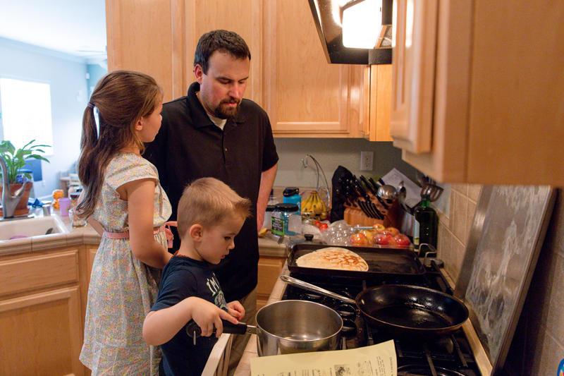 Making Dinner