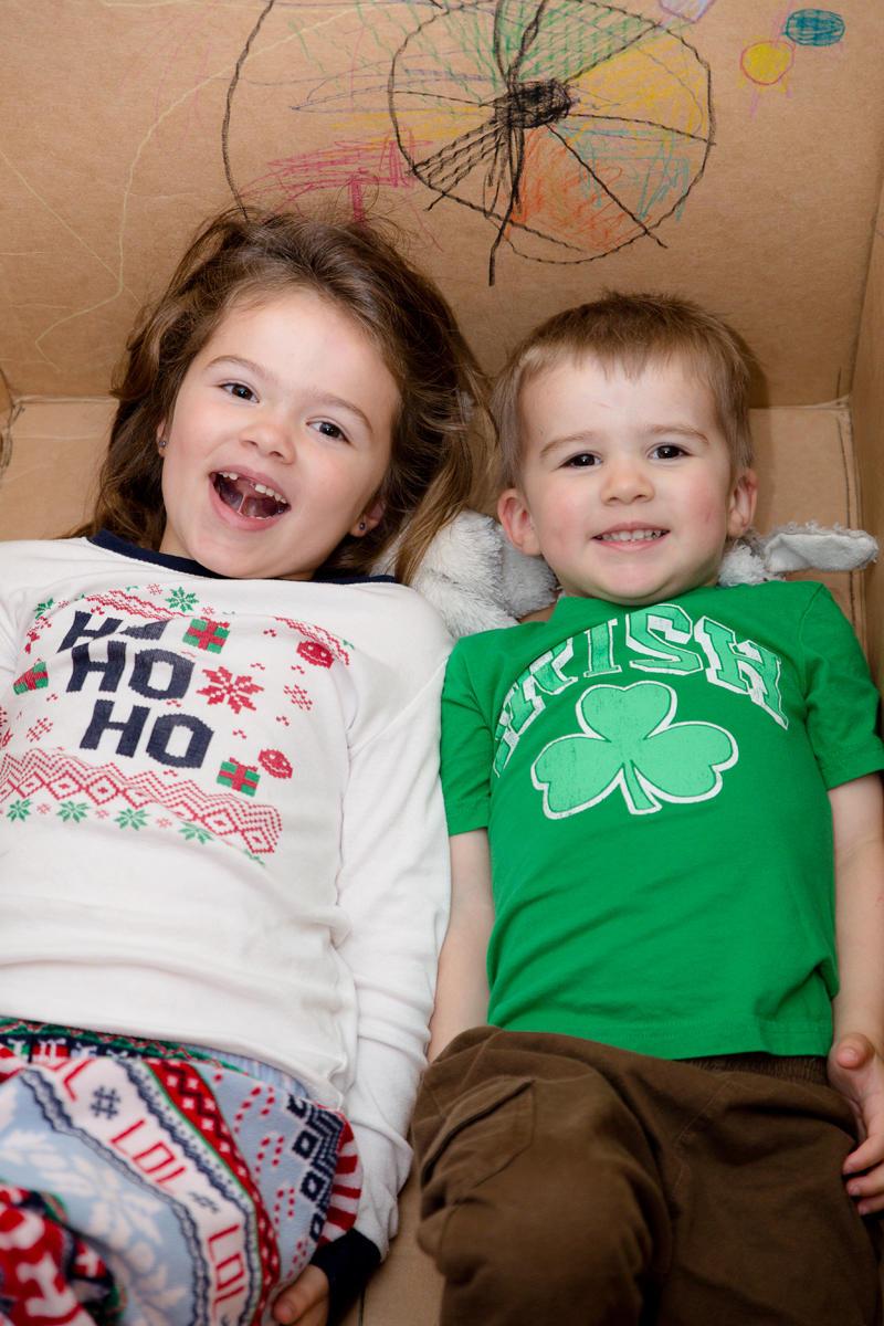 2 Kids in a Box