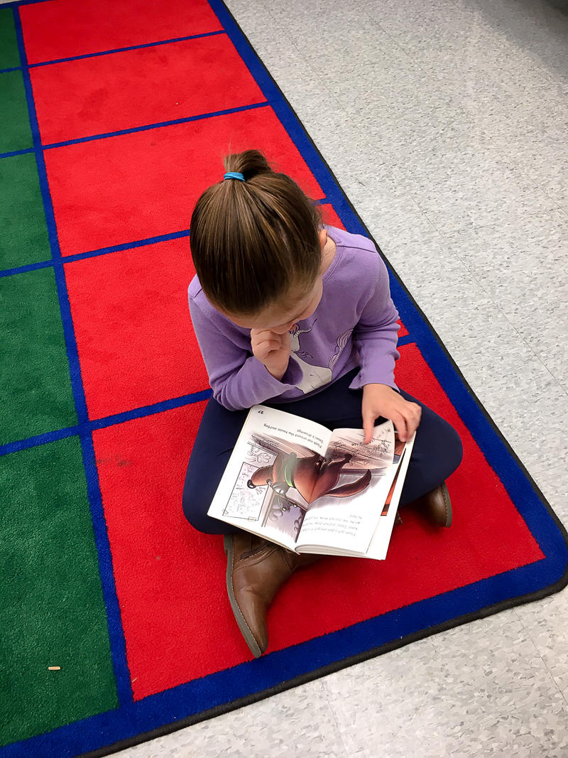 Read to Self at School
